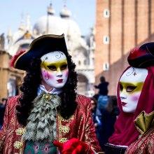 Venetian Masks Carnival